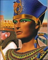 Rameses II: Love at first sight